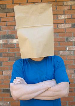 Yrittäjä piiloutuu