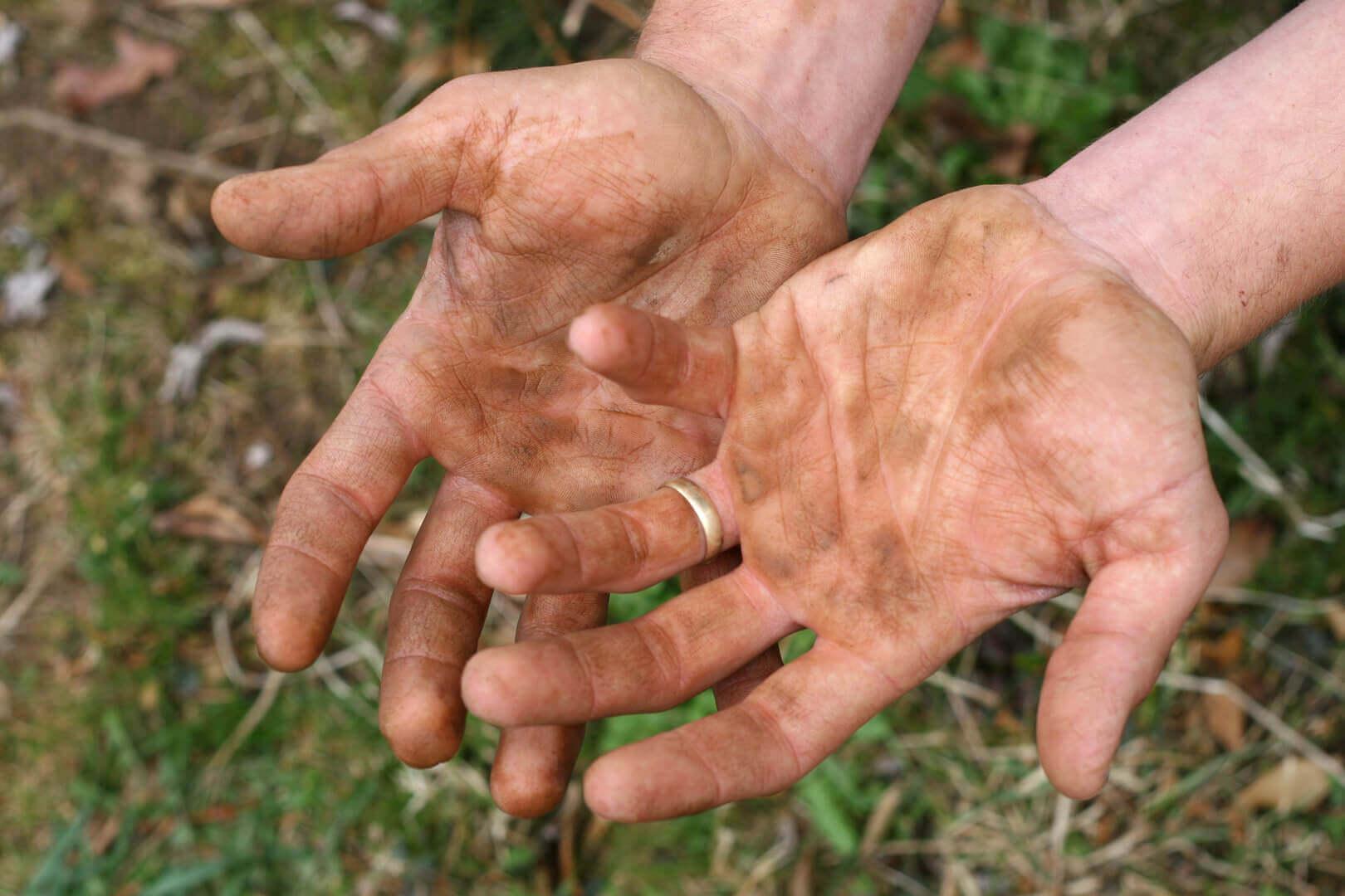 Paskaduuni ja likaisia jauhoja