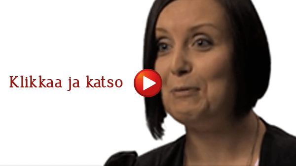 Hanna Salo ruotii Tuplaajien videotaitoja