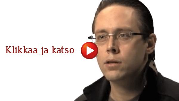 Mikä on yrittäjän tärkein ominaisuus? Haastattelussa Stara Media Oy:n Jocka Träskbäck