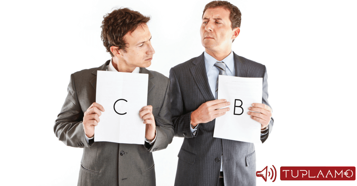 Kun kuluttajasta tulee yrityspäättäjä – ja päinvastoin