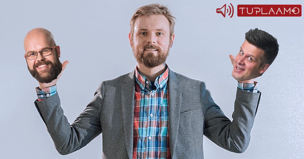 Voiko yrittäjäksi lähteä, vaikka ei tietäisikään kaikkea? – vieraana Ollis Leppänen